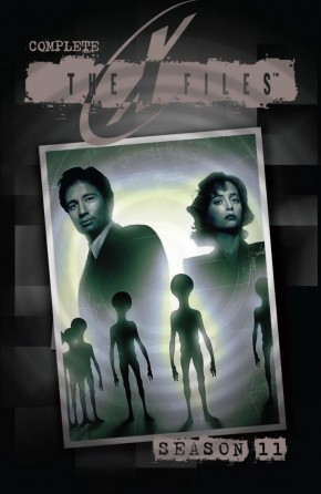 X-FILES COMPLETE SEASON 11 GRAPHIC NOVEL