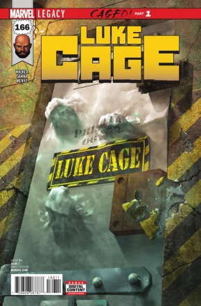 LUKE CAGE #166 (2017 SERIES) LEGACY