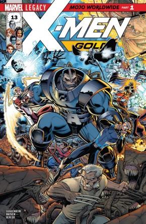 X-MEN GOLD #13 LEGACY