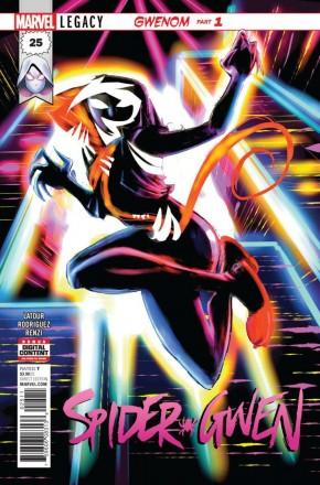 SPIDER-GWEN #25 (2015b SERIES)