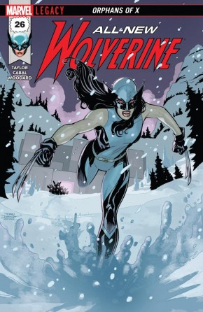 ALL NEW WOLVERINE #26 LEGACY