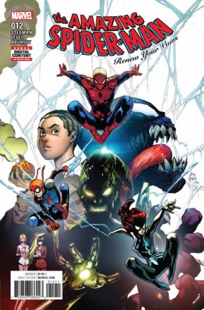 AMAZING SPIDER-MAN RENEW YOUR VOWS #12 (2016 SERIES)