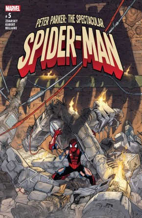 PETER PARKER SPECTACULAR SPIDER-MAN #5