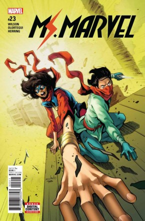 MS MARVEL #23 (2015 SERIES)