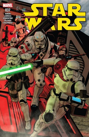 STAR WARS #37 (2015 SERIES)