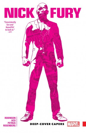 NICK FURY DEEP COVER CAPERS VOLUME 1 GRAPHIC NOVEL