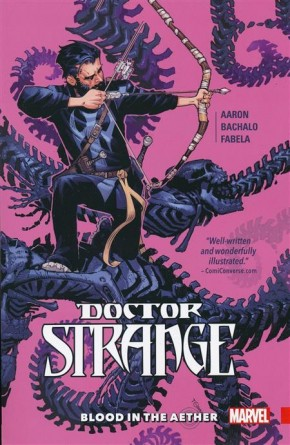 DOCTOR STRANGE VOLUME 3 BLOOD IN THE AETHER GRAPHIC NOVEL