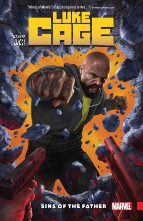 LUKE CAGE VOLUME 1 SINS OF THE FATHER GRAPHIC NOVEL