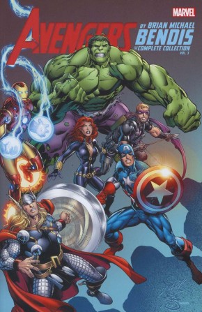 AVENGERS BY BENDIS COMPLETE COLLECTION VOLUME 3 GRAPHIC NOVEL