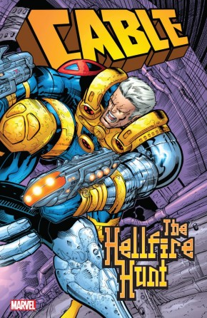CABLE HELLFIRE HUNT GRAPHIC NOVEL