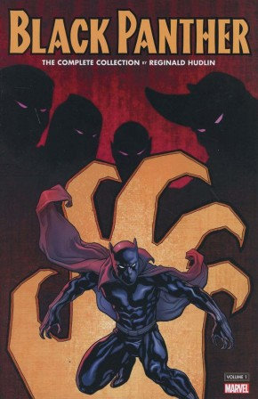 BLACK PANTHER BY HUDLIN VOLUME 1 COMPLETE COLLECTION GRAPHIC NOVEL