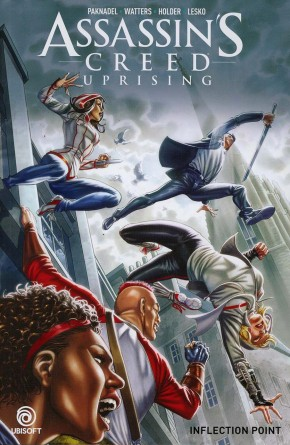 ASSASSINS CREED UPRISING VOLUME 2 INFLECTION POINT GRAPHIC NOVEL