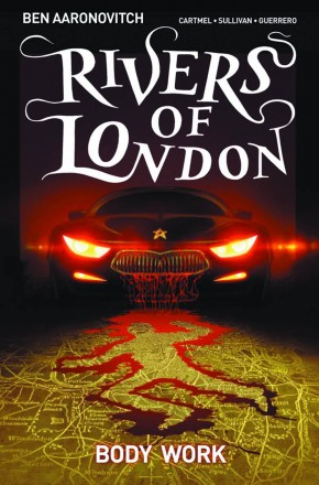 RIVERS OF LONDON VOLUME 1 BODY WORK GRAPHIC NOVEL