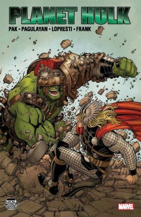 PLANET HULK HARDCOVER LCSD 2017 EDITION