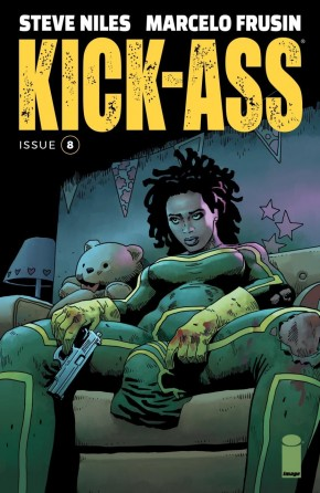 KICK-ASS #8 (2018 SERIES)