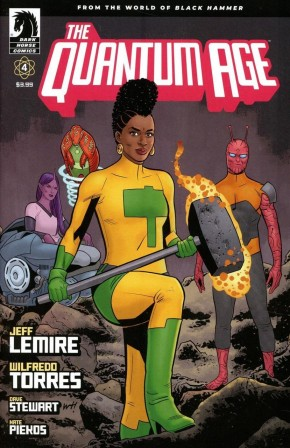 QUANTUM AGE FROM THE WORLD OF BLACK HAMMER #4
