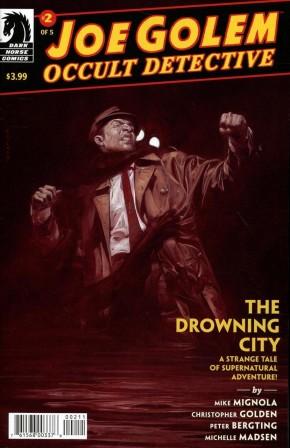 JOE GOLEM THE DROWNING CITY #2
