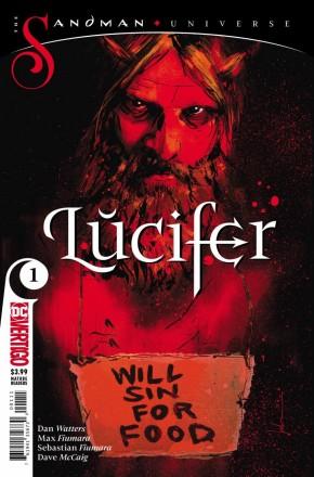 LUCIFER #1 (2018 SERIES)