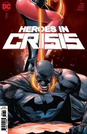 HEROES IN CRISIS #2 (2ND PRINT)