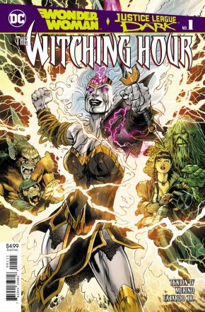 WONDER WOMAN AND JUSTICE LEAGUE DARK WITCHING HOUR #1
