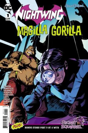 NIGHTWING MAGILLA GORILLA SPECIAL #1