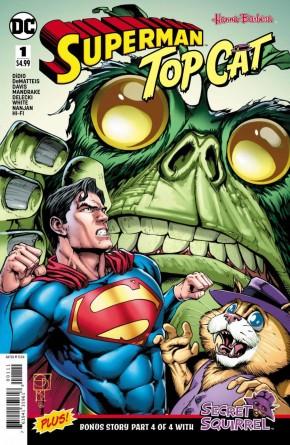SUPERMAN TOP CAT SPECIAL #1