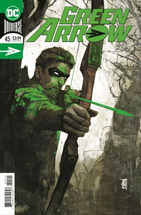 GREEN ARROW #45 (2016 SERIES) FOIL