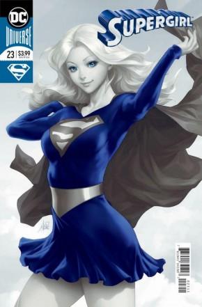 SUPERGIRL #23 (2016 SERIES) FOIL
