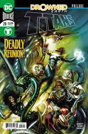 TITANS #28 (2016 SERIES)