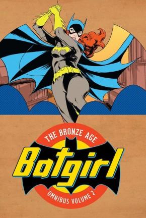 BATGIRL THE BRONZE AGE OMNIBUS VOLUME 2 HARDCOVER