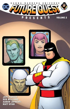 FUTURE QUEST PRESENTS VOLUME 2 GRAPHIC NOVEL
