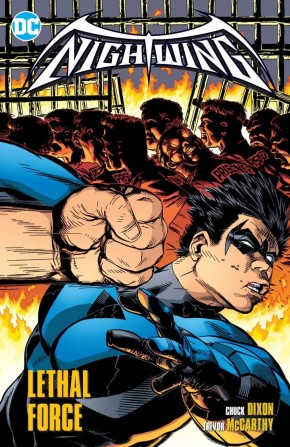 NIGHTWING VOLUME 8 LETHAL FORCE GRAPHIC NOVEL