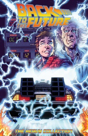 BACK TO THE FUTURE THE HEAVY COLLECTION VOLUME 1 GRAPHIC NOVEL