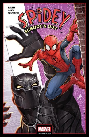 SPIDEY SCHOOLS OUT MPGN GRAPHIC NOVEL