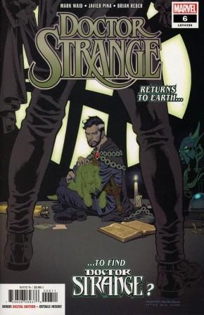 DOCTOR STRANGE #6 (2018 SERIES)
