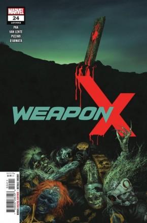 WEAPON X #24 (2017 SERIES)