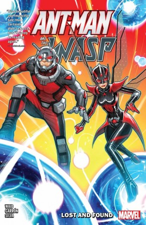 ANT-MAN AND THE WASP LOST AND FOUND GRAPHIC NOVEL