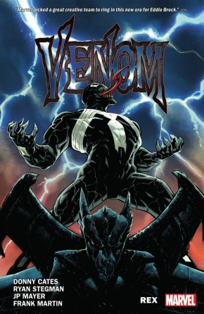 VENOM BY DONNY CATES VOLUME 1 REX GRAPHIC NOVEL