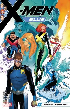X-MEN BLUE VOLUME 5 SURVIVING EXPERIENCE GRAPHIC NOVEL