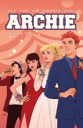 ARCHIE VOLUME 6 GRAPHIC NOVEL