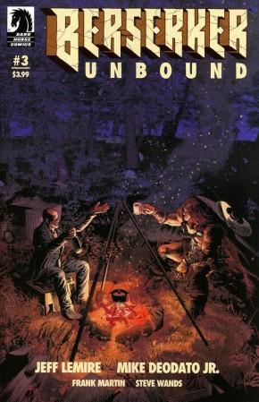 BERSERKER UNBOUND #3