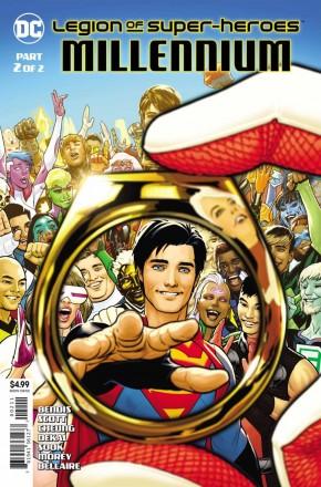 LEGION OF SUPER HEROES MILLENNIUM #2