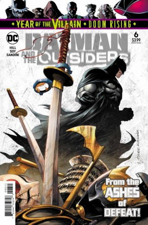 BATMAN AND THE OUTSIDERS #6 (2019 SERIES)