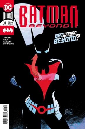 BATMAN BEYOND #37 (2016 SERIES)