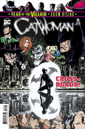 CATWOMAN #16 (2018 SERIES)