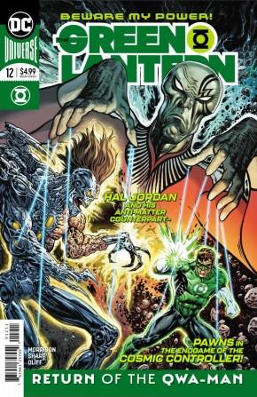 GREEN LANTERN #12 (2018 SERIES)