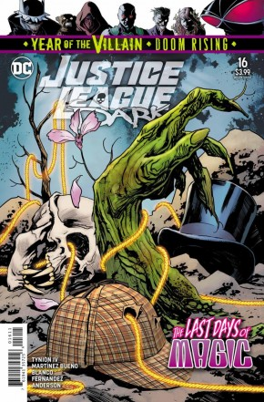 JUSTICE LEAGUE DARK #16 (2018 SERIES)