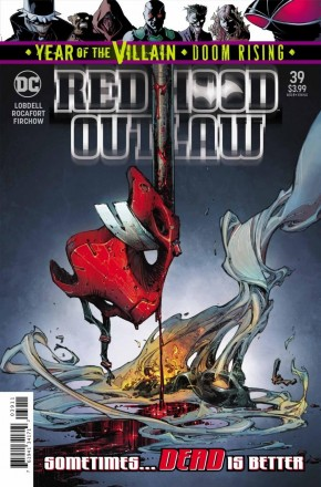 RED HOOD OUTLAW #39 (2016 SERIES)