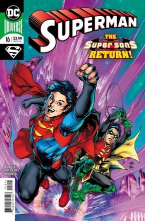 SUPERMAN #16 (2018 SERIES)