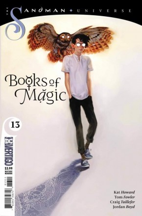 BOOKS OF MAGIC #13 (2018 SERIES)